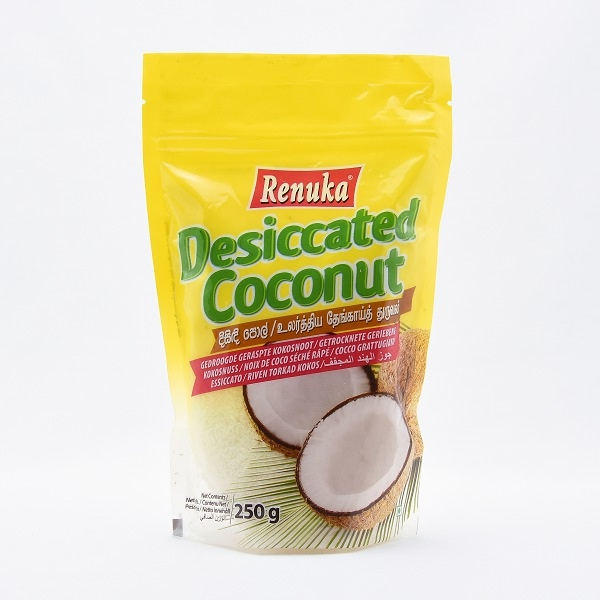 Renuka Desiccated Coconut 250g - in Sri Lanka