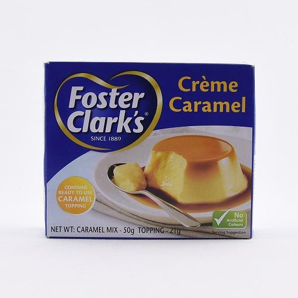 Foster Clark Cream Caramel 71G - FOSTER CLARK - Dessert & Baking - in Sri Lanka