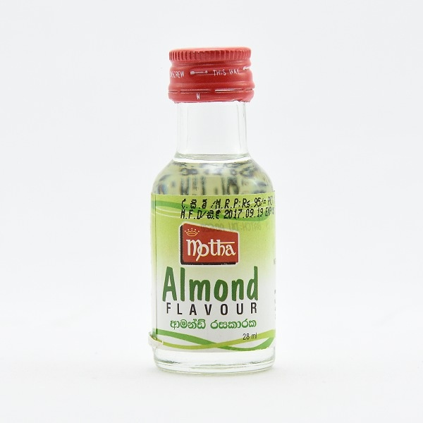 Motha Almond Essence 28ml - in Sri Lanka