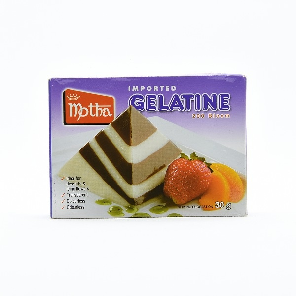 Motha Gelatine 30G - in Sri Lanka