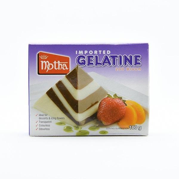 Motha Gelatine 100G - in Sri Lanka