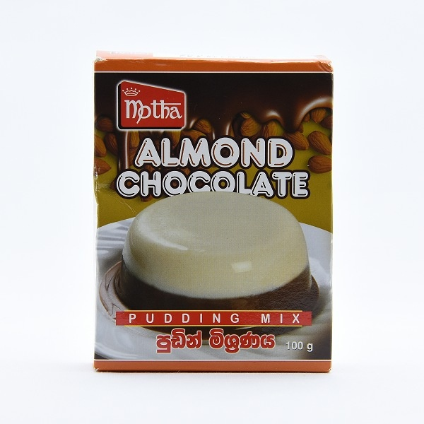 Motha Dessert Almond & Chocolate 100g - in Sri Lanka