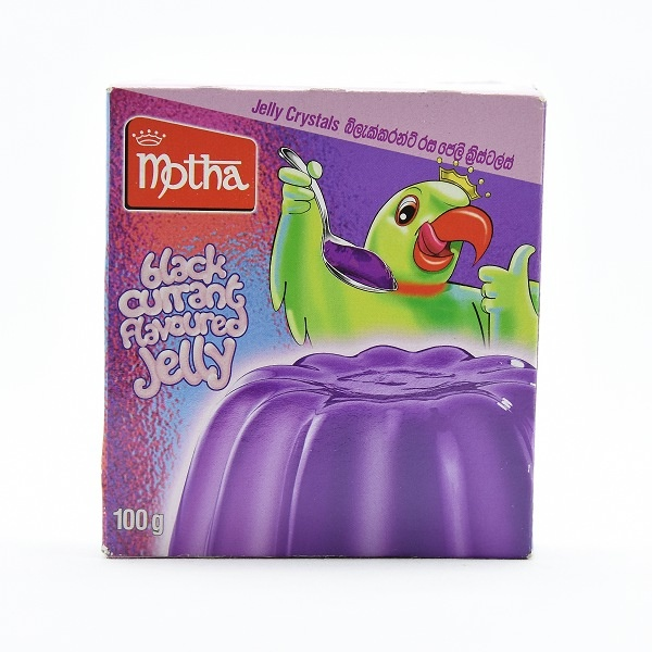 Motha Jelly Blackcurrant 100g - in Sri Lanka