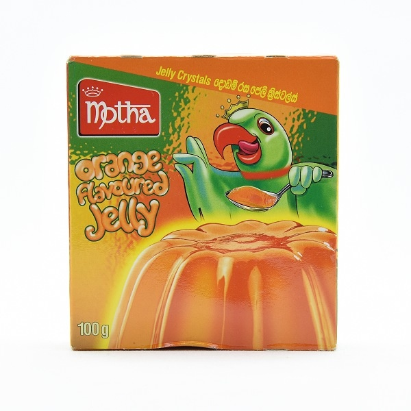 Motha Jelly Orange 100G - in Sri Lanka