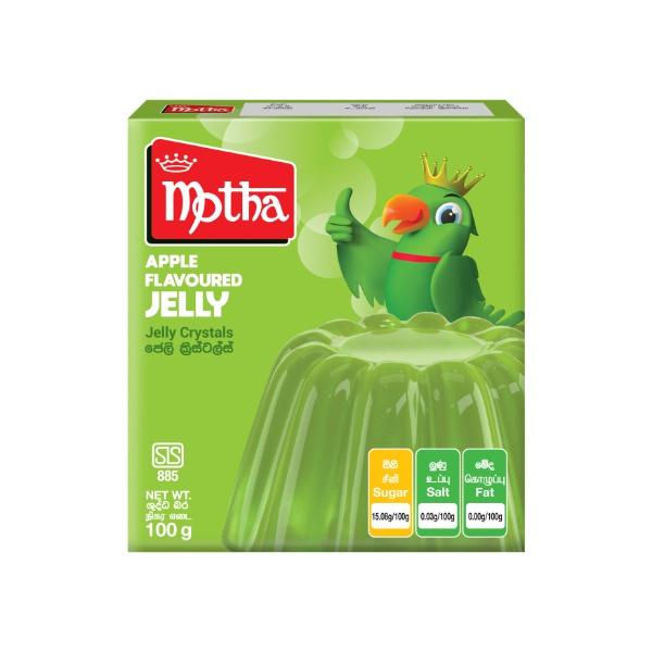 Motha Jelly Apple 100G - MOTHA - Dessert & Baking - in Sri Lanka