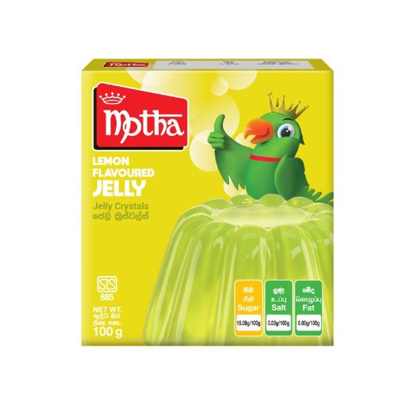 Motha Jelly Lemon 100G - in Sri Lanka