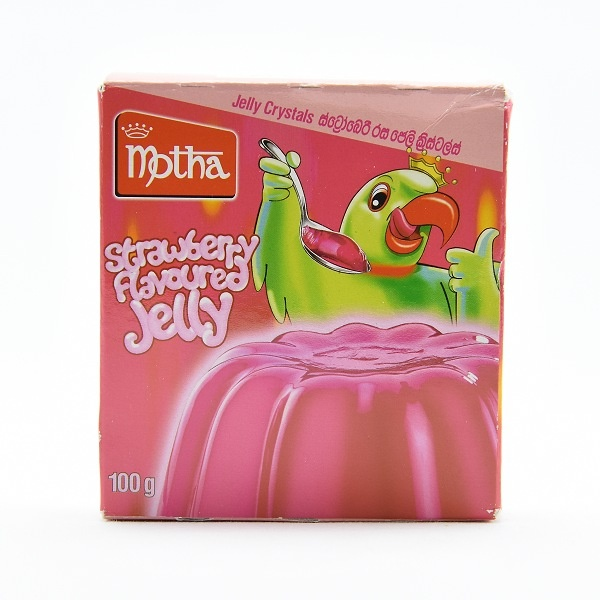 Motha Jelly Strawberry 100G - in Sri Lanka