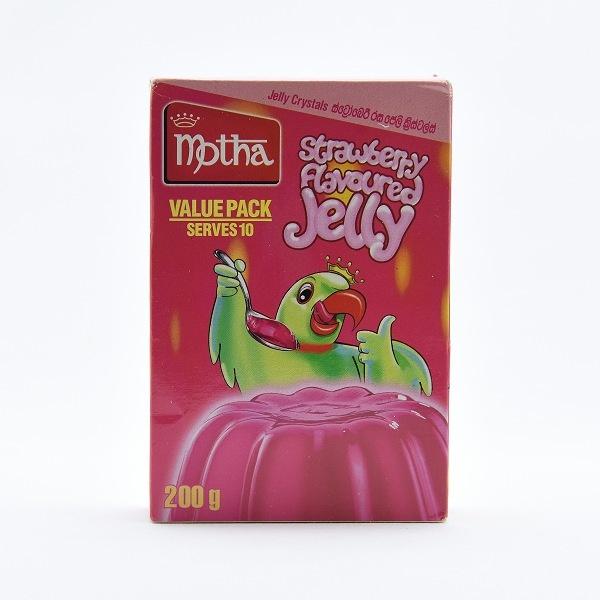 Motha Jelly Strawberry 200G - in Sri Lanka