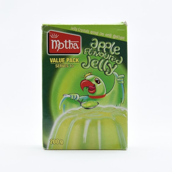 Motha Jelly Apple Flavoured 200G - in Sri Lanka