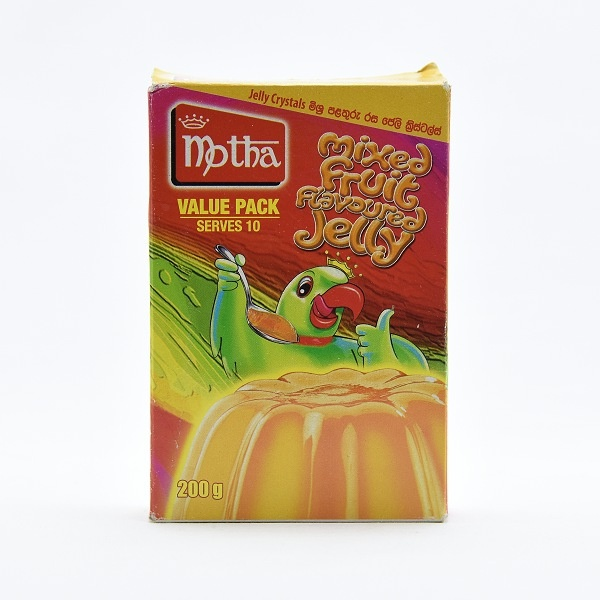 Motha Jelly Mixed Fruit Flavoured 200g - in Sri Lanka