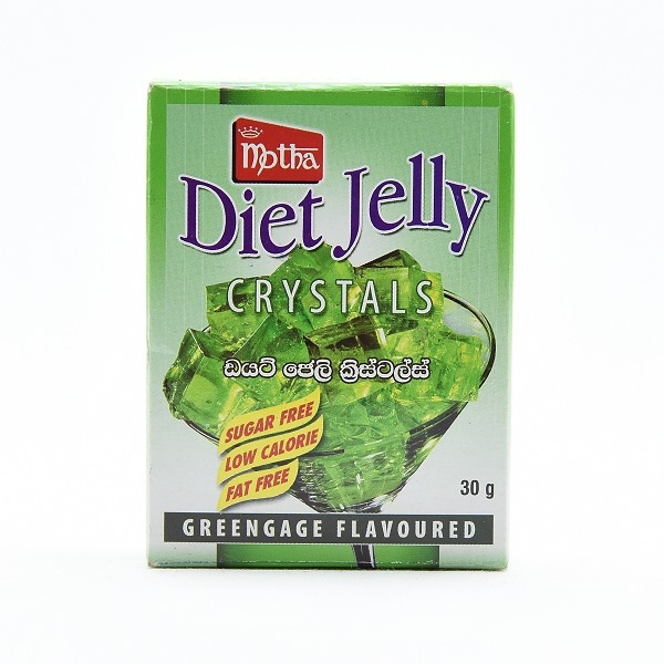 Motha Diet Jelly Greengage 30G - in Sri Lanka