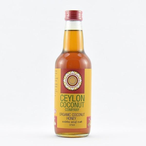 Ceylon Coconut Company Organic Coconut Honey 375ml - in Sri Lanka