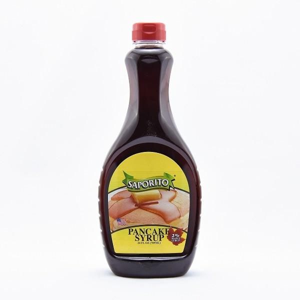 Saporito Pancake Syrup 709Ml - SAPORITO - Dessert & Baking - in Sri Lanka