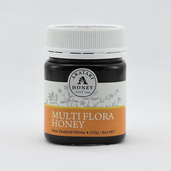 Arataki Multi Flora Honey 250g - ARATAKI HONEY - Dessert & Baking - in Sri Lanka