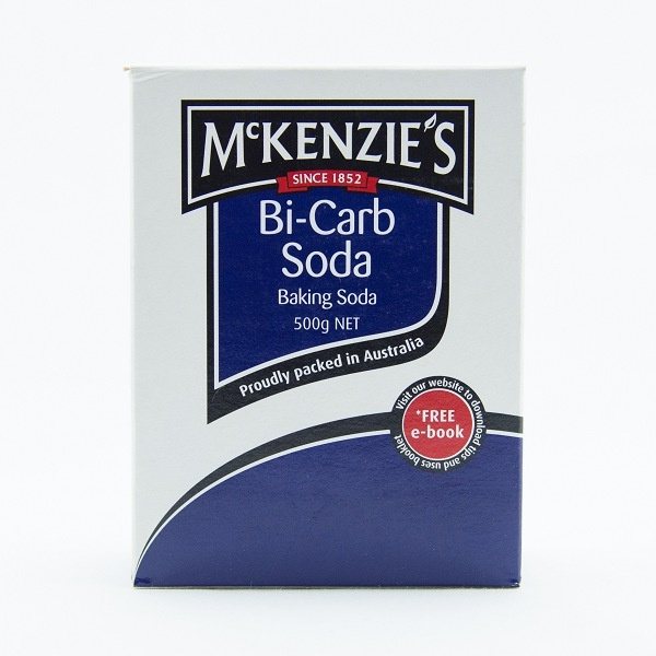 Mckenzie's Bicarbonate Of Soda 500g - M'KENZIE'S - Dessert & Baking - in Sri Lanka