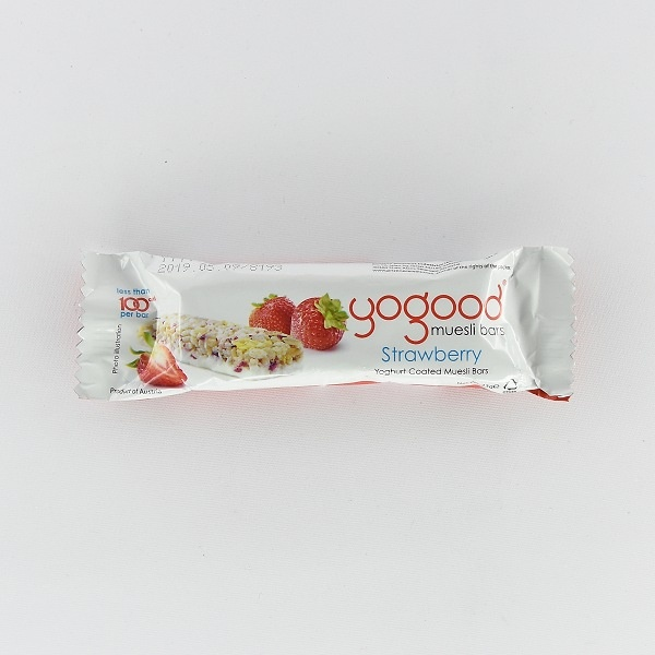 Yogood Strawberry Cereal Bar 23g - in Sri Lanka