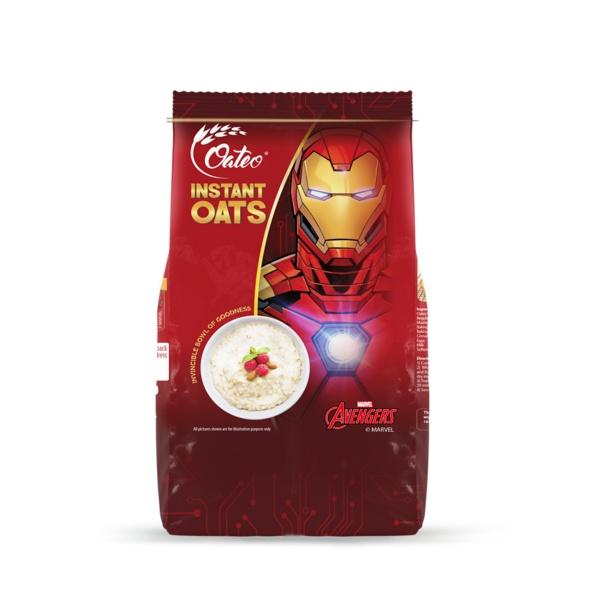 OateoInstant Oats 50G Pouch - OATEO - Cereals - in Sri Lanka