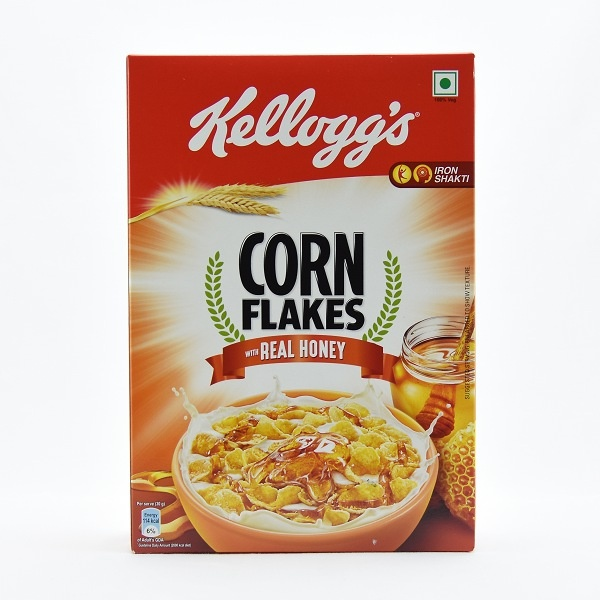 Kelloggs Real Honey Corn Flakes 300g - in Sri Lanka