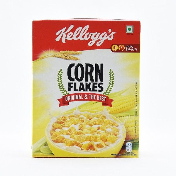 Kelloggs Corn Flakes 100G - KELLOGGS - Cereals - in Sri Lanka