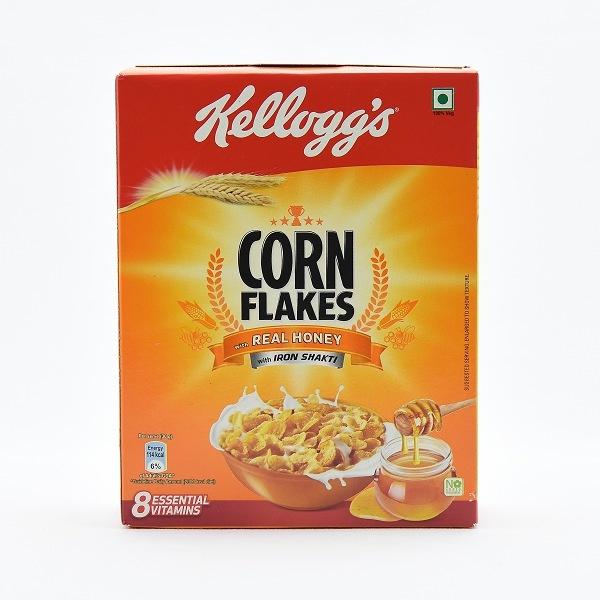 Kelloggs Corn Flakes Honey Crunch 125g - KELLOGGS - Cereals - in Sri Lanka