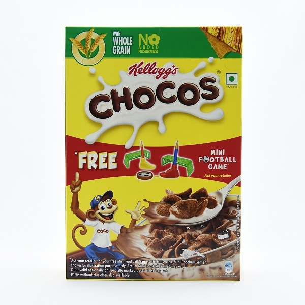 Kelloggs Chocos Cereal 375g - in Sri Lanka