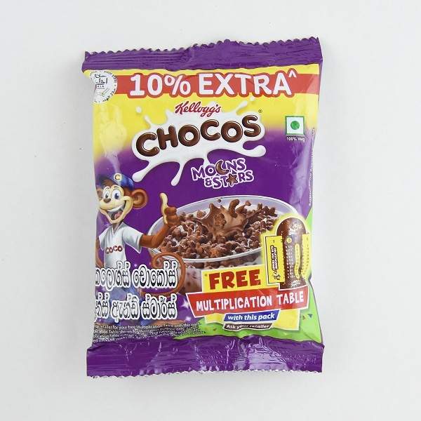 Kelloggs Chocos K Pak Cereal 26g - in Sri Lanka