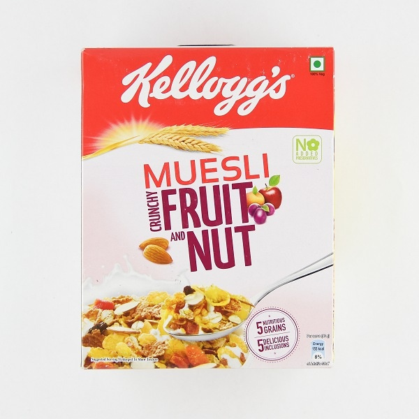 Kelloggs Extra Muesli Nut Delight 500g - in Sri Lanka