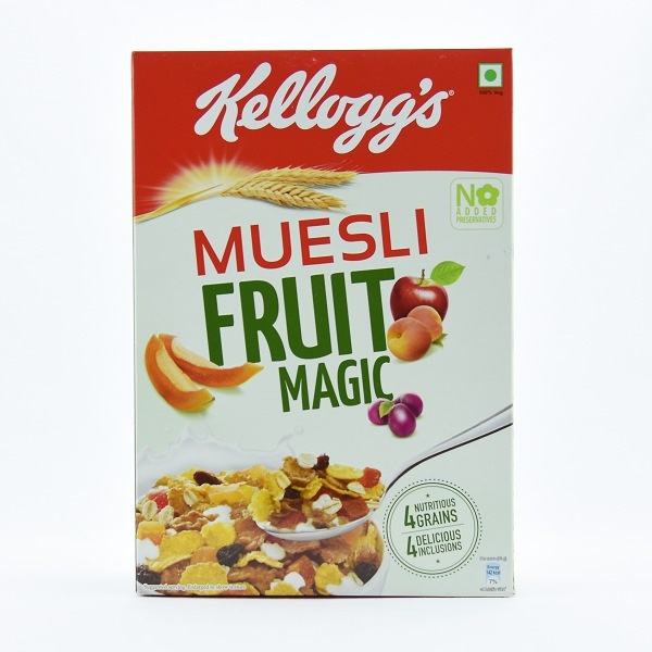 Kelloggs Extra Muesli Fruit Magic 500g - in Sri Lanka