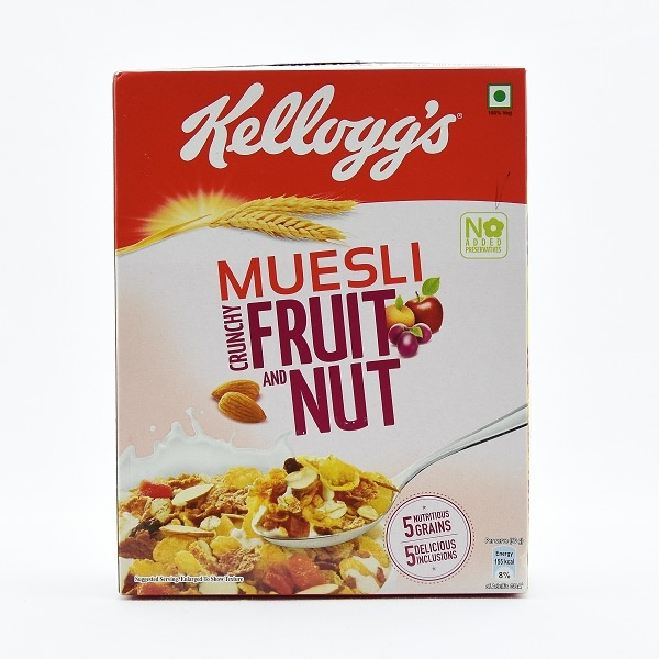 Kelloggs Extra Muesli Fruit & Nut 500g - in Sri Lanka