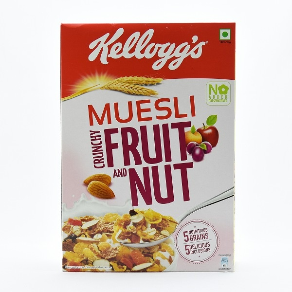 Kelloggs Extra Muesli Fruit & Nut 250g - in Sri Lanka