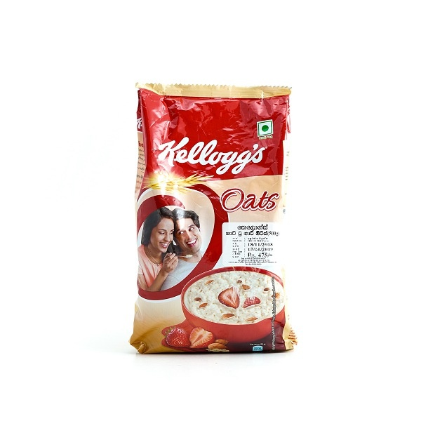 Kelloggs Heart To Heart Oats 500G - in Sri Lanka