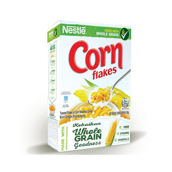 Nestle Corn Flakes Cereal 275G - in Sri Lanka