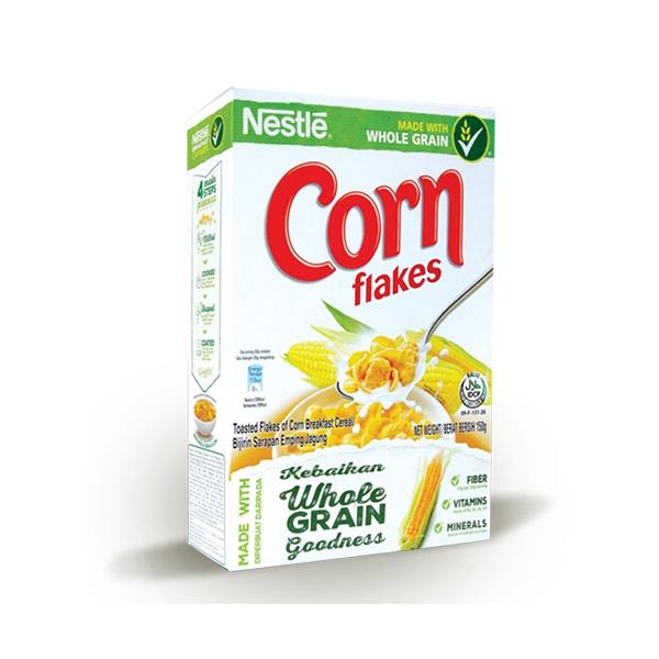 Nestle Corn Flakes Cereal 150G - in Sri Lanka