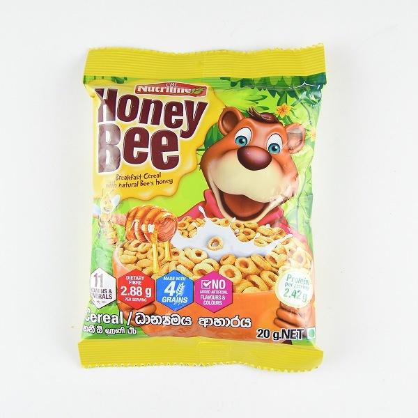 Nutriline Honey Bee Cereal 20g - in Sri Lanka