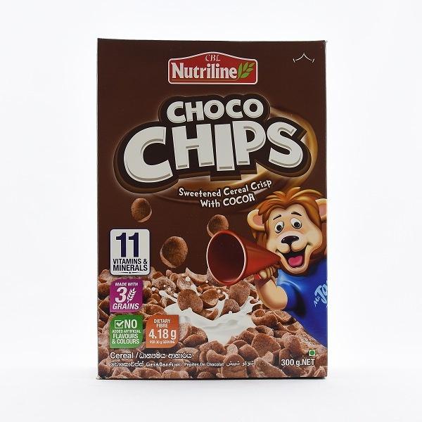 Nutriline Chocochips Cereal 300g - in Sri Lanka