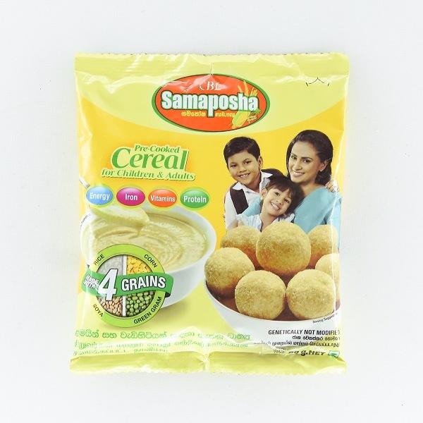 Samaposha Nutriplus Kurakkan 500G - in Sri Lanka