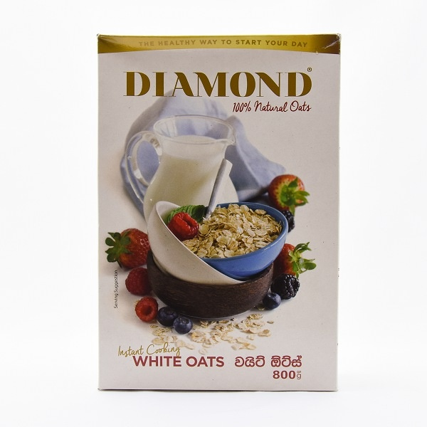 Diamond Oats Box 400G - DIAMOND - Cereals - in Sri Lanka