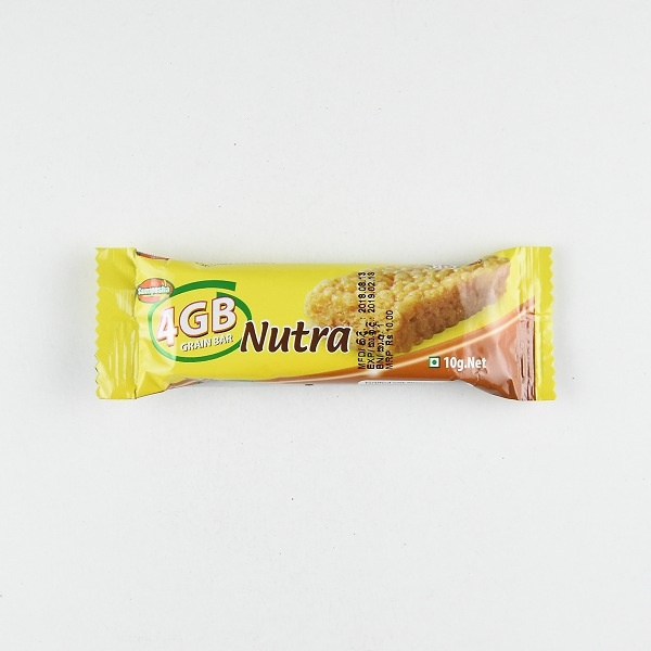 Samaposha 4gb Nutra Cereal Bar 10g - in Sri Lanka