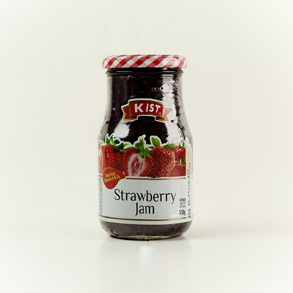 Kist Strawbetty Jam With Real Fruit 510g - KIST - Spreads - in Sri Lanka