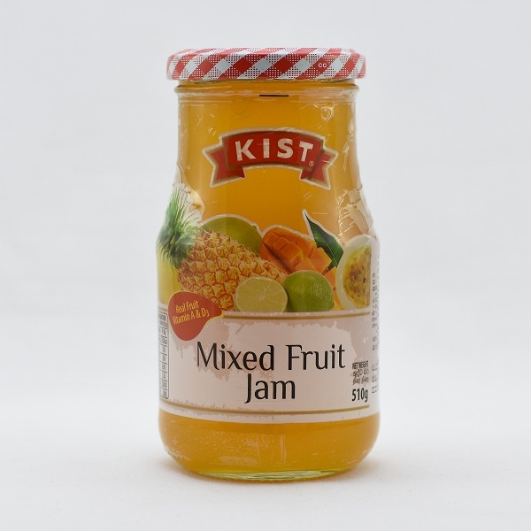 Kist Mixed Fruit Jam 510G - in Sri Lanka