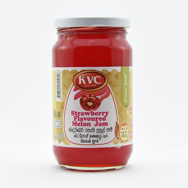 Kvc Jam Strawbery Flavoured Melon 450g - in Sri Lanka