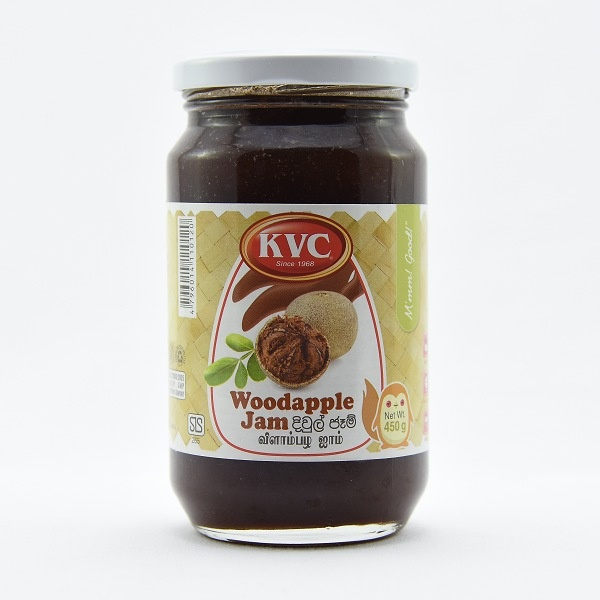 Kvc Jam Wood Apple 450G - in Sri Lanka