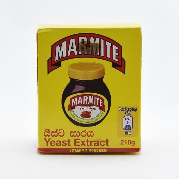 Marmite Large Spread 210g - in Sri Lanka