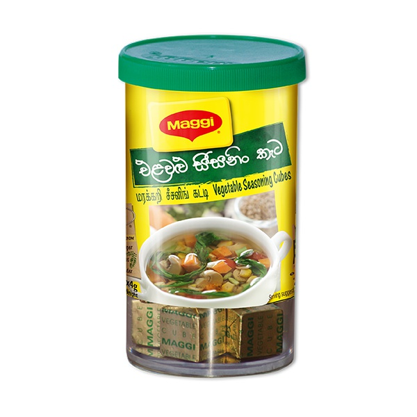 Maggi Vegetable Soup Cubes 45g - in Sri Lanka