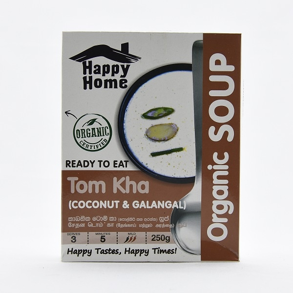 Happy Home Organic Tom Kha Soup 250G - in Sri Lanka