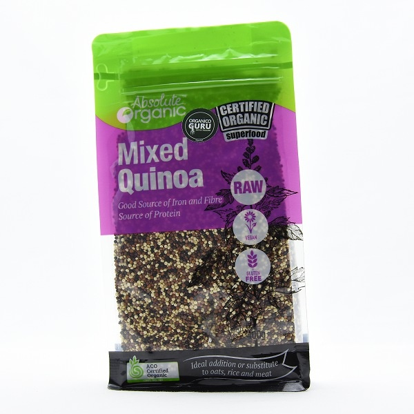 Absolute Organic Quinoa Seed 440g - ABSOLUTE ORGANIC - Pulses - in Sri Lanka