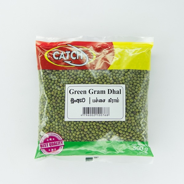 Catch Green Gram Dhal 500g - in Sri Lanka
