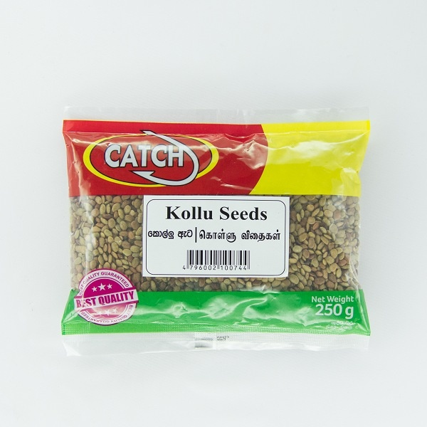 Catch Kollu Seeds 250G - in Sri Lanka