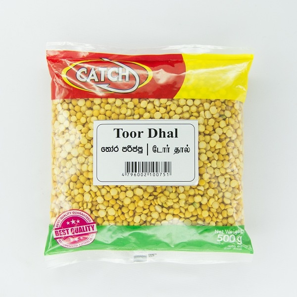Catch Toor Dhal 500g - in Sri Lanka