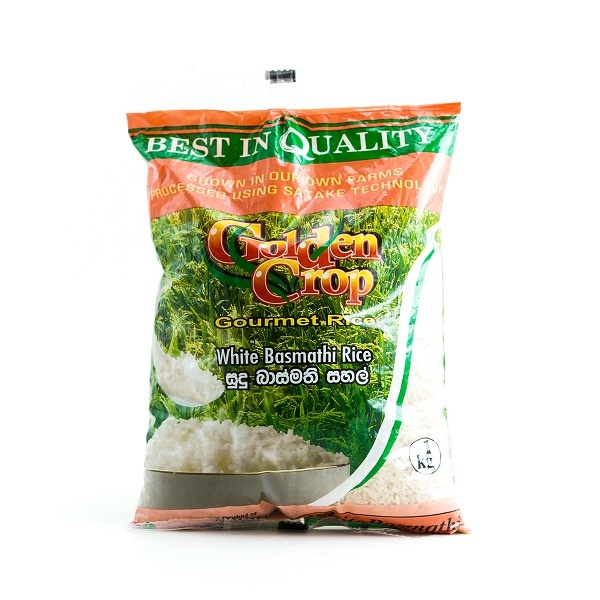 Cic Basmathi Rice White 1kg - in Sri Lanka